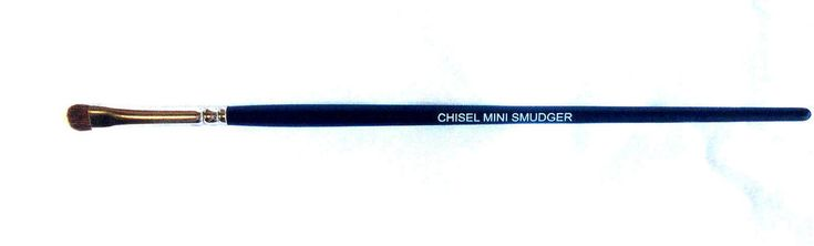 VEGAN LOVE Synthetic Makeup Brush Chisel Mini Smudger #VEGANLOVE