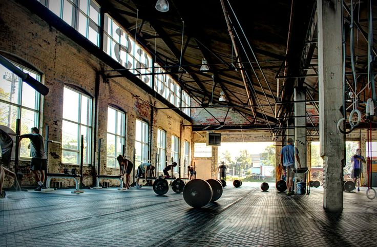 1000 ideas about gym design on pinterest home gyms home gym design and fitness centers - Gimnasio espana industrial ...