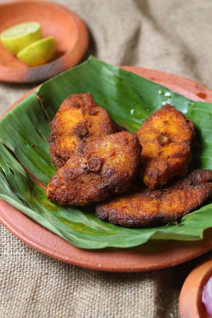 Kerala fish fry (meen varuthathu) recipe Recipe | Suji's Cooking
