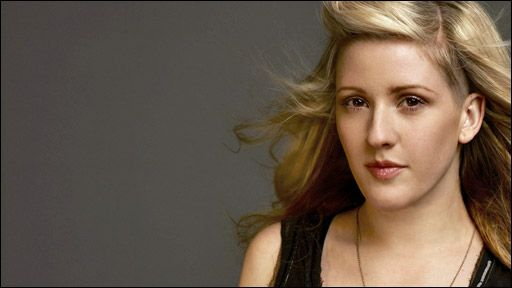 Ellie Goulding Lights Photoshoot