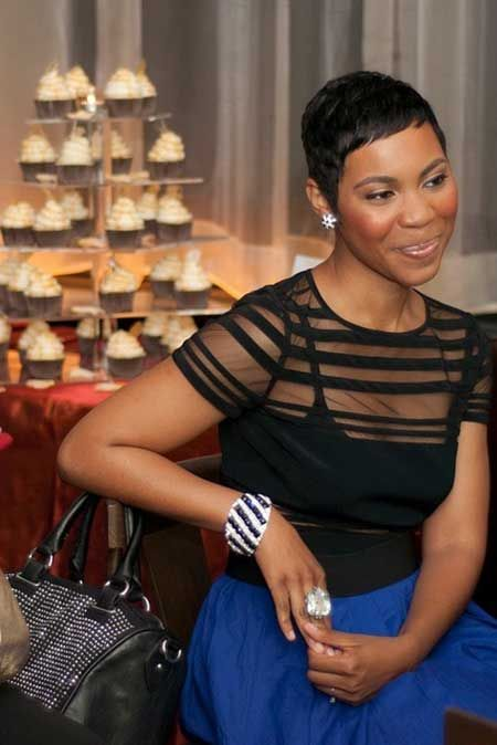Short Hairstyles For Black Females 2013 – 2014 | Pinkous