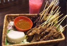 Singapore Food | Recipes: Malay Satay Recipe (Satay Marinade & Peanut Sauce)