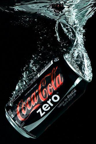 Coca-Cola zero by André Banyai, via Flickr