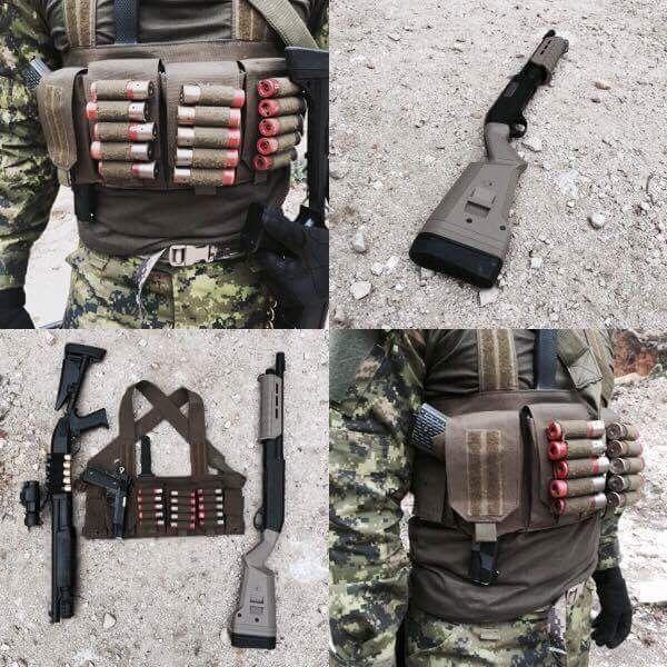 airsoft shotguns and shotgunners loadout   Airsoft ...