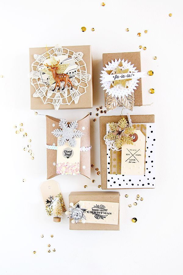 art as life: Christmas Baking & Packaging