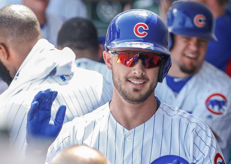 Seven most impressive young cornerstone players in MLB today  -  April 21, 2017:     Kris Bryant, third baseman, Chicago Cubs