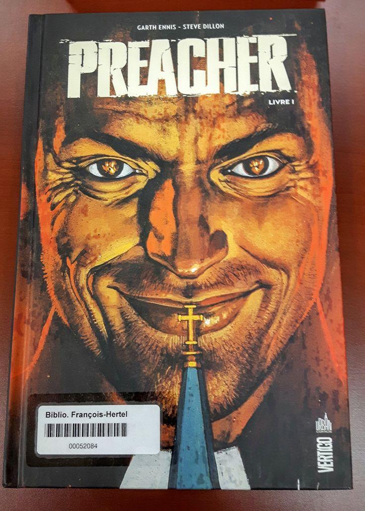 Preacher. 1 (BD PREA v.1)