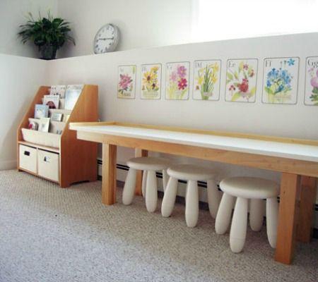 15 Outstanding Montessori Playrooms & Nurseries | Disney Baby                                                                                                                                                                                 Más