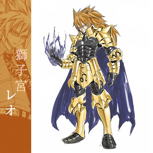 Eclipsed Celestial Spirit - Leo