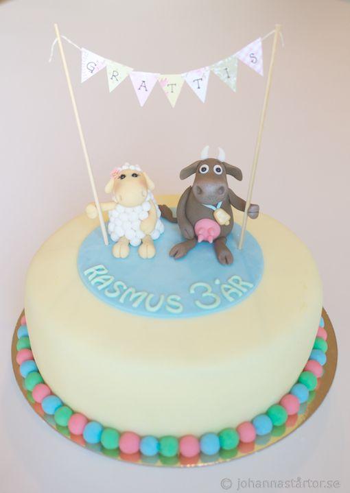 Födelsedagstårta - Johannas tårtor