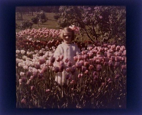 charles-c-zoller-child-in-tulips-1925-autochrome