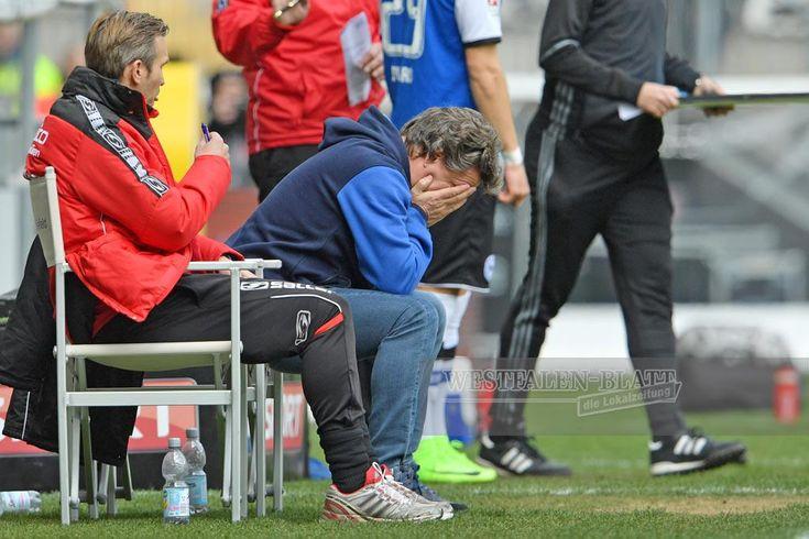FOTOSTRECKE - DSC Arminia:  (20) 31. Spieltag: DSC Arminia vs. SpVgg Greuther Fürth