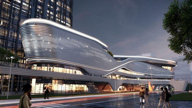 10 DESIGN Zhongxun Times, Chongqing, China