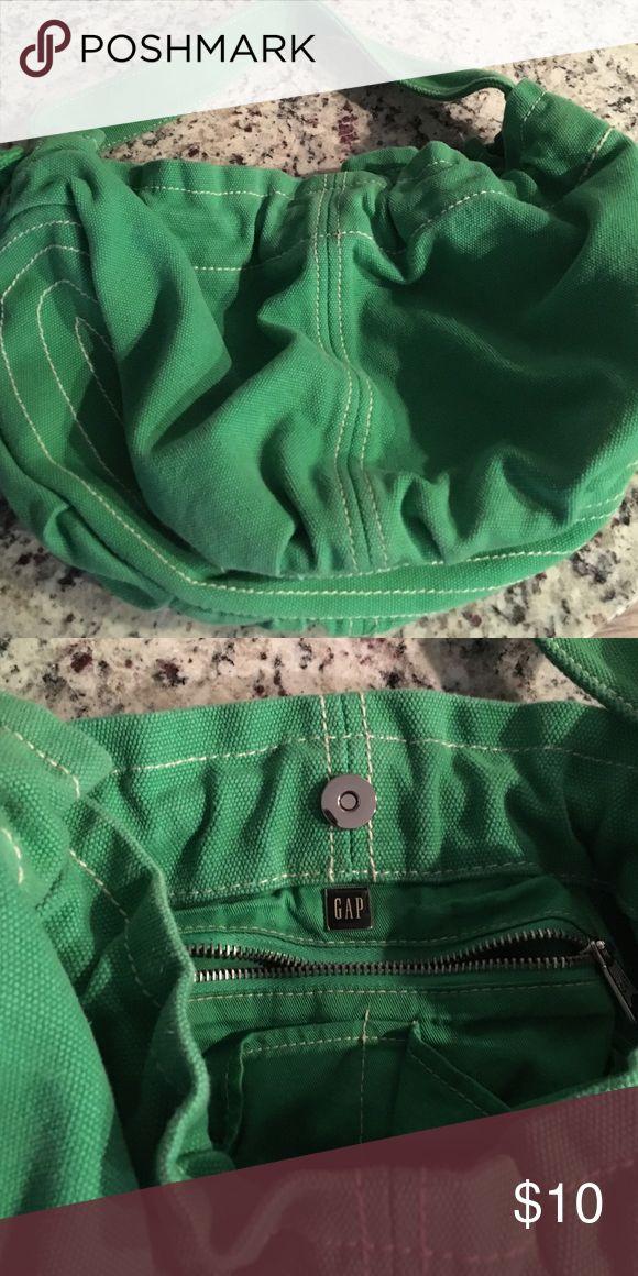 Cute green gap purse Perfect accessory for st. Pattys day cute green gap purse GAP Bags