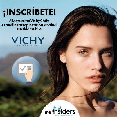"The Insiders Chile en Twitter: ""Inscríbete aquí: https://t.co/fdCZhDcKwg ¡No dejes de invitar a tus amigas! #ExposomaVichyChile #LaBellezaEmpiezaPorLaSalud #InsidersChile https://t.co/fAUUkki01S"""