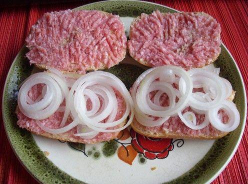 Mett Broetchen is a German spiced raw minced pork rolls. A yummy German bread rolls. My favourite