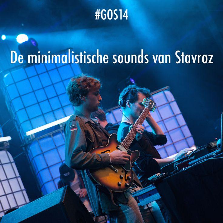 De geluidsexperten van Stavroz hebben het evenementenpark van Genk On Stage ondergedompeld in geraffineerde elektronische muziek. #GOS14