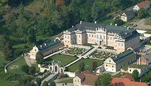 Zamek Nove Hrady, Czech Republic