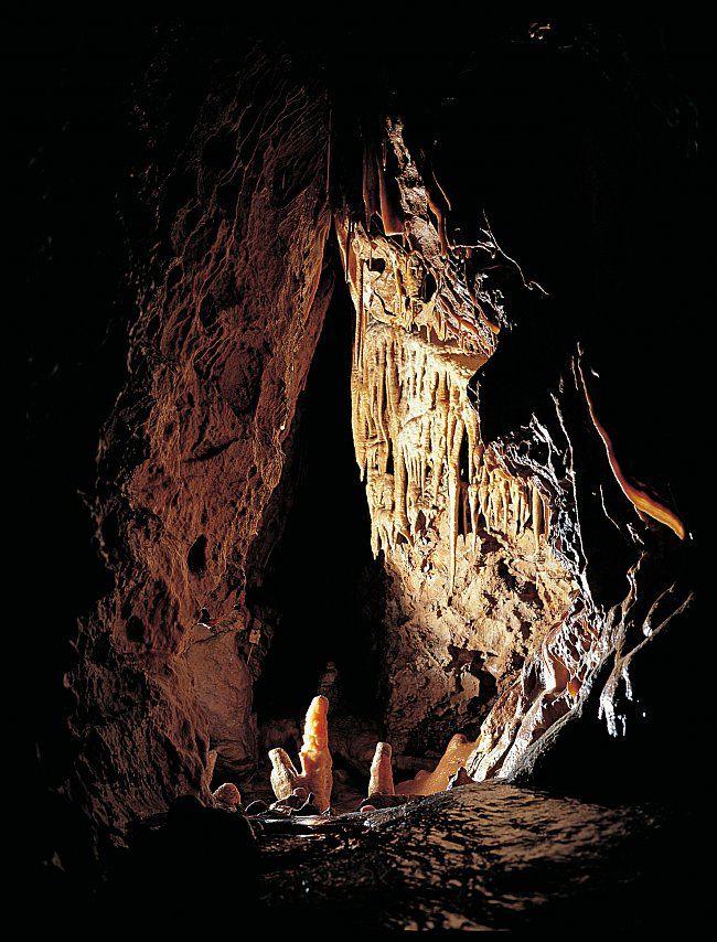 Jeskyně překvapení