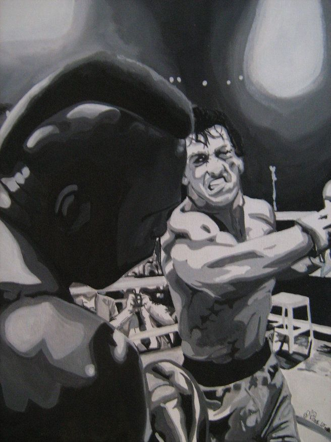Rocky by Andrew Place