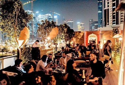 21 amazing ladies nights in Dubai