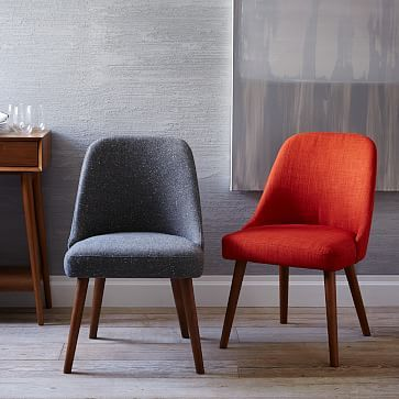 Mid-Century Dining Chairs #westelm