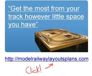 SCARM - Simple Computer Aided Railway Modeller - Freeware program for design of model railroad layouts and track plans