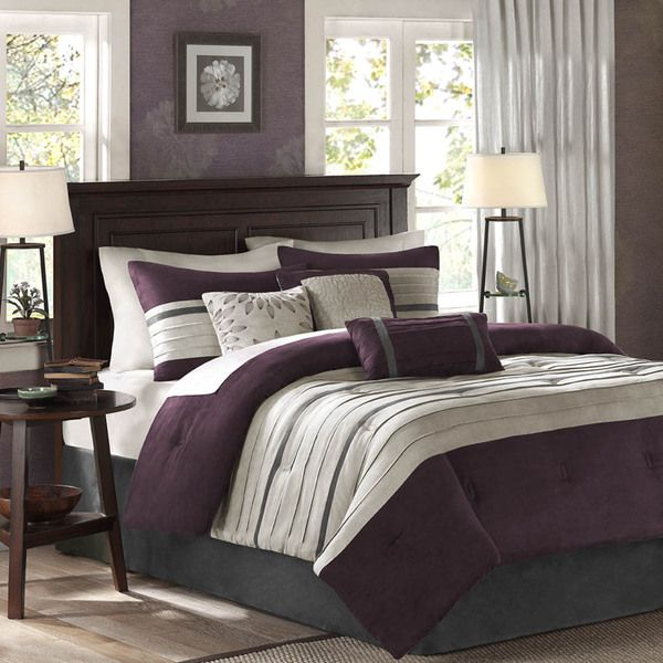 Modern Bedroom Decor, Asian Bedding And Colors