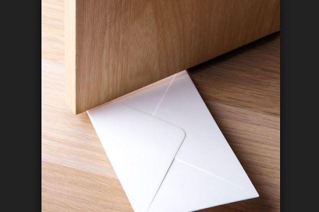 ΜΕΓΑΛΗ ΠΡΟΣΟΧΗ: Εάν δείτε τέτοιο γράμμα στη πόρτα σας πάρτε ΑΜΕΣΩΣ την αστυνομία-Κινδυνεύετε άμεσα!