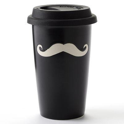 6.99  SONOMA life + style Moustache Thermal Mug