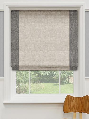 Cottage Chic Roman Blind from Blinds 2go