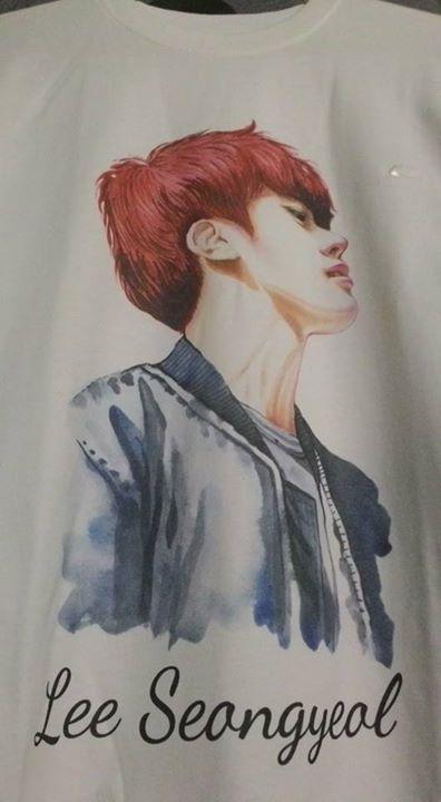 Lee Sungyeol DTG A3 - size: L Basic