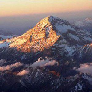 Aconcagua 22,841ft - Argentina - highest peak in South America