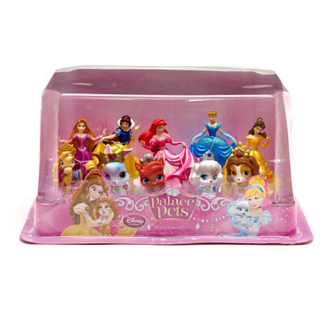 Palace Pets Deluxe Figurine Playset