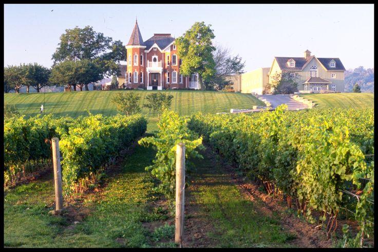 Penninsula Ridge Estates Winery