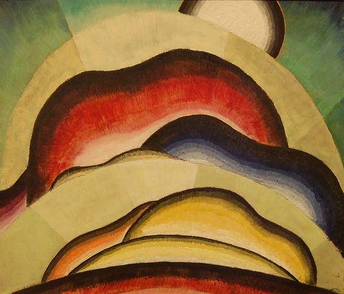 Sunrise, 1924 by Arthur Dove #GISSLER #interiordesign