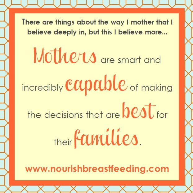 Supporting the Breastfeeding Family as a Whole by Amber McCann, IBCLC via The Leaky Boob blog