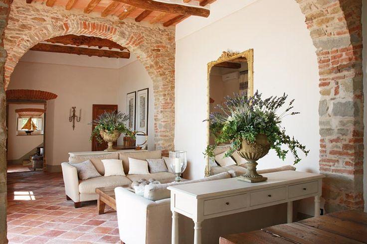 Tuscan Home Interiors Set Endearing Design Decoration