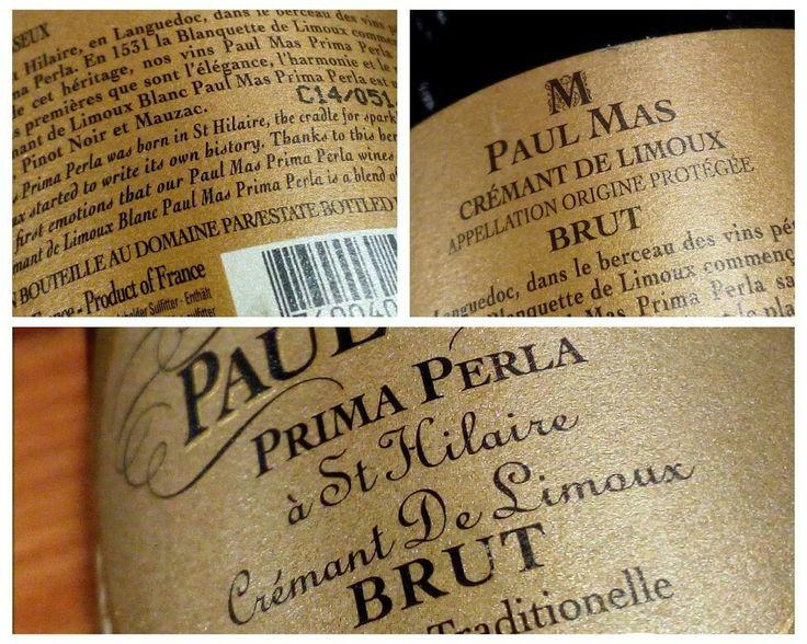Een killer voor champagne en een uitstekend alternatief voor de feestdagen  Lees meer op http://www.wijngekken.nl/?p=39968  #Wijnpakkettenonline #mauzac #cremantdelimoux #pinotnoir #chardonnay #languedoc #tastingnote #wijngekken