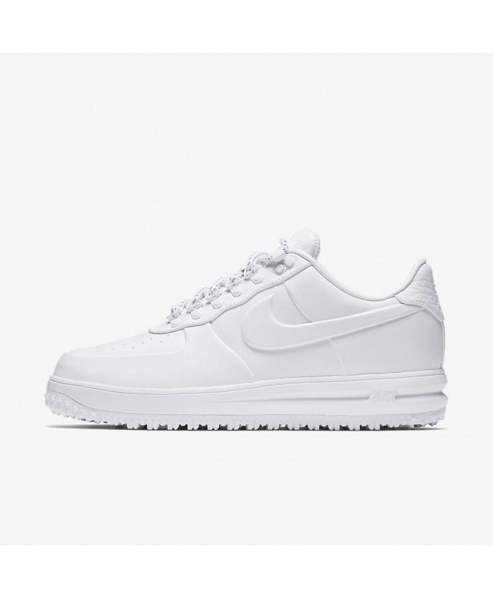 super popular 0772d 8397f Nike Lunar Force 1 Low Duckboot Ibex AA1124-100   Nike in 2019   Nike air  max trainers, Nike air force, Nike