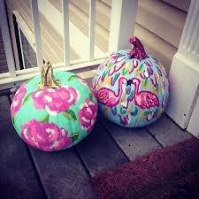 Lily Pulitzer..... Pumpkins?!! www.MadamPaloozaEmporium.com www.facebook.com/MadamPalooza