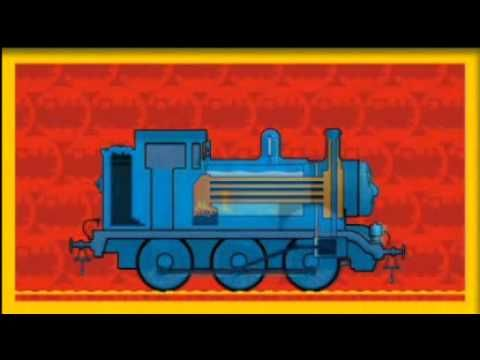 Mike Mulligan, video about how steam engines work