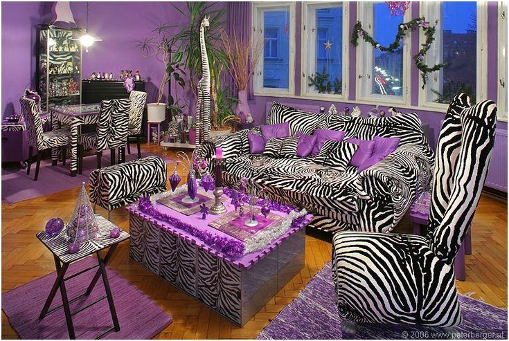 Purple living room 170 purple living room salas coloridas