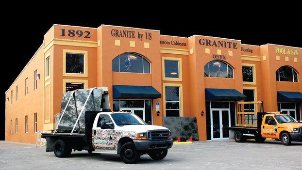 Granite Naples