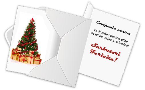 Se apropie cu pași repezi perioada sărbătorilor și a cadourilor! A sosit momentul să ne gândim cum ne putem recompansa partenerii.O metodă foarte practică o reprezintă felicitarea trimisă cu ocazia sărbătorilor de iarnă.  Ne ocupăm de grafică, de print și distribuție, singurul lucru ce vă rămâne de făcut este să ne sunați!  www.iqtradmedia.ro