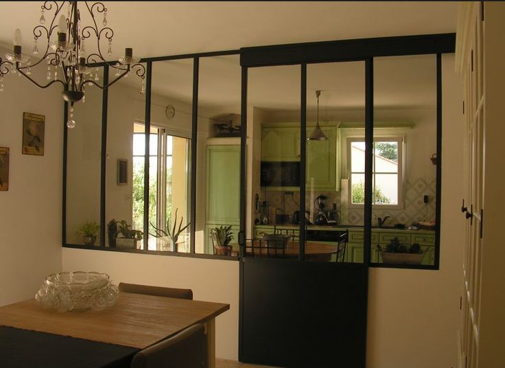 26 best images about cuisine atelier on pinterest coins sliding doors and - Cuisine style atelier ...