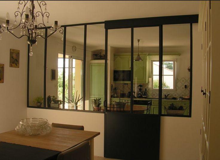 porte atelier coulissante cuisine pinterest. Black Bedroom Furniture Sets. Home Design Ideas
