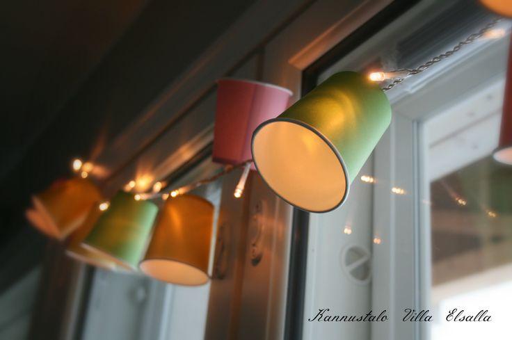 DIY: Party light