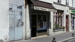 Pizza Cinq Diamants 54 Rue des cinq Diamants, 75013 Paris 01 53 80 46 85  This place keeps on getting better and better. Always a mountain of toppings and well-crafted crust. Bonus: take your pizza and eat it next door at Le Diamant bar paired with a cold draft beer!