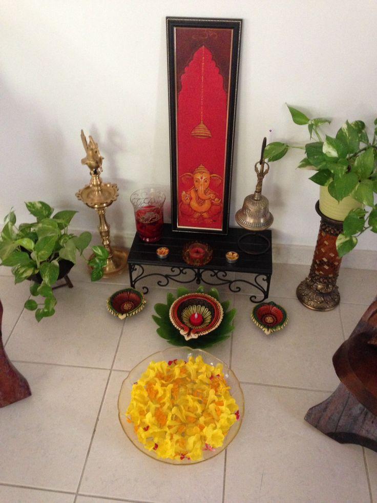 Diwali decoration.